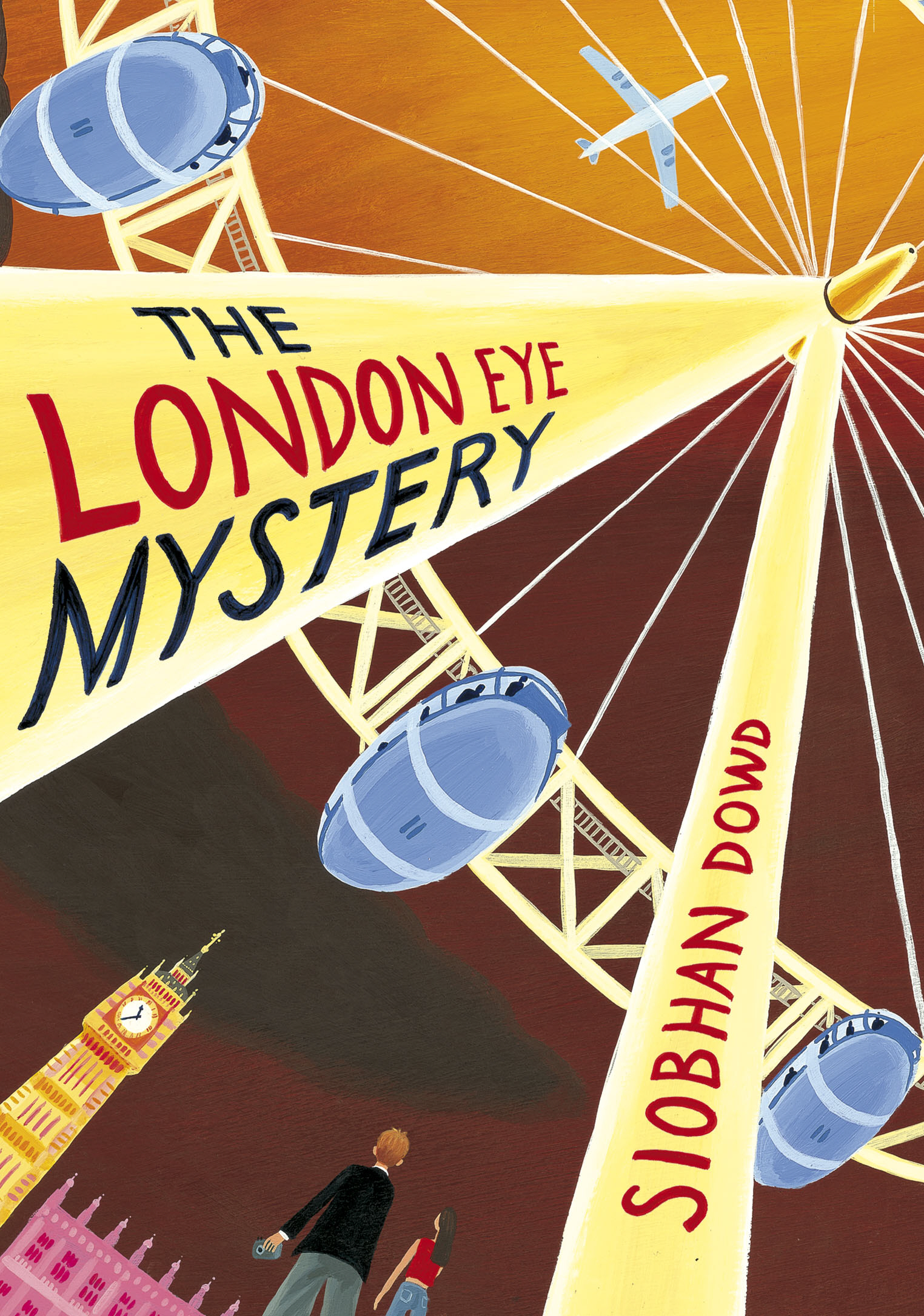 London Eye Book Cover