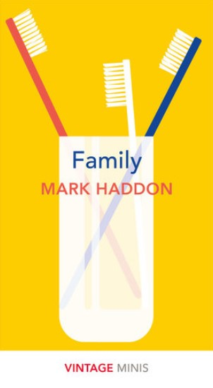 'Family ' Vintage Mini by Mark Haddon